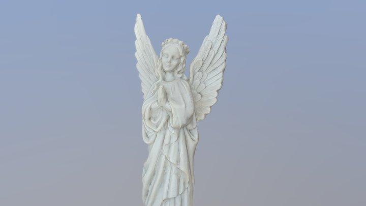 Grabschmuck Engel 3D Model