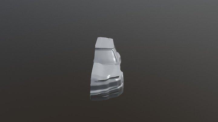 3dcoat Cartest4 Half 1 3D Model