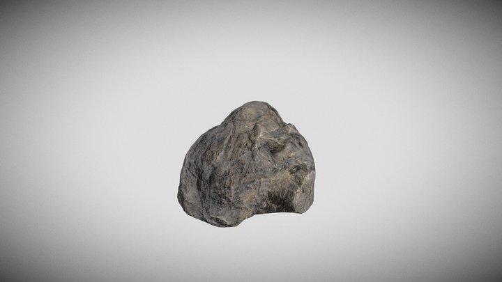Rock3 3D Model