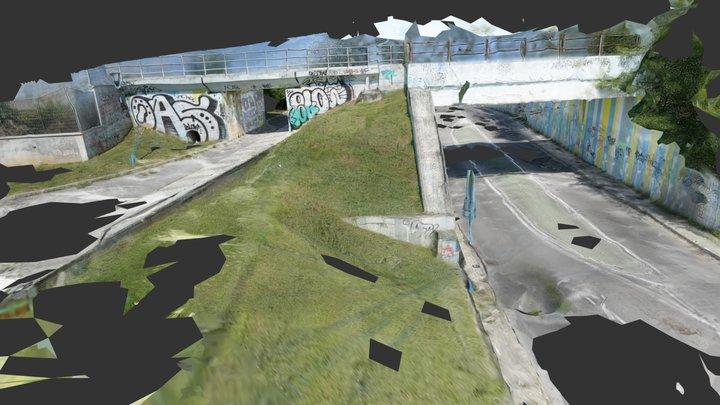 Bozza work in progress 3D Model