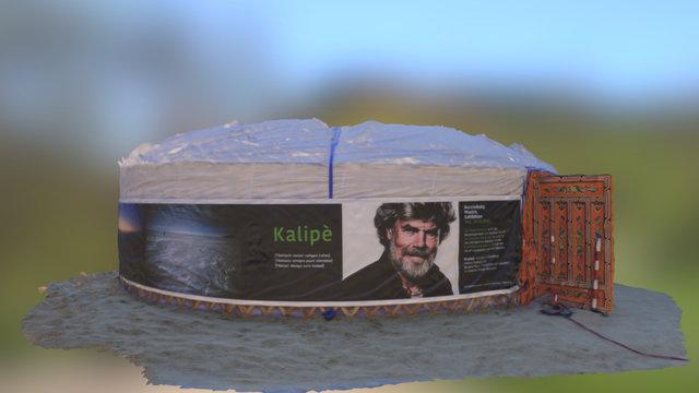Bruneck Tipi Messner 3D Model