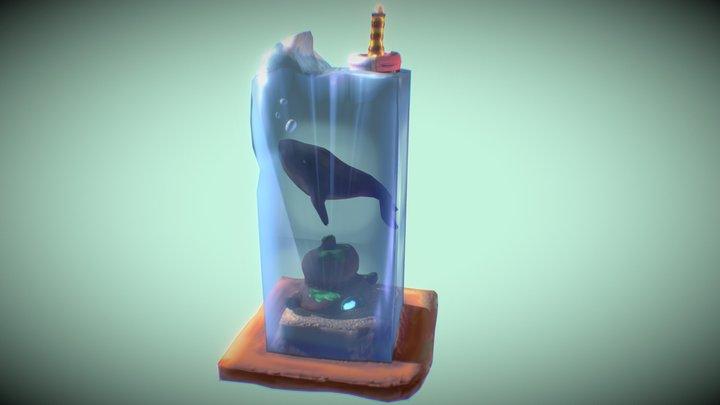 SEA :D 3D Model