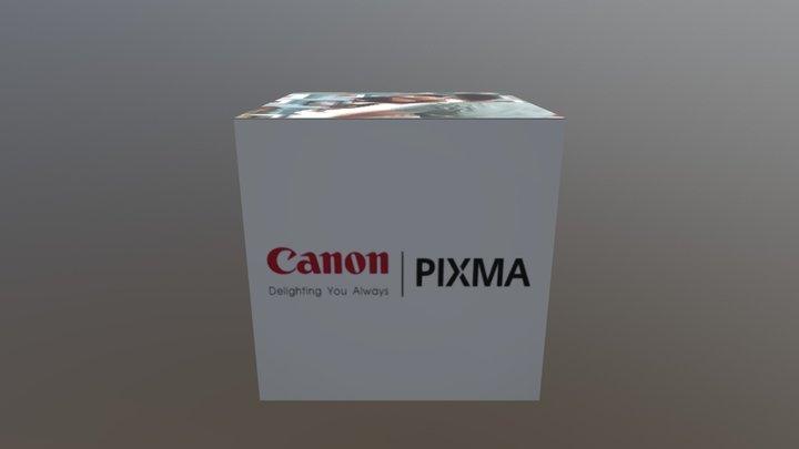 Box Canon 3D Model