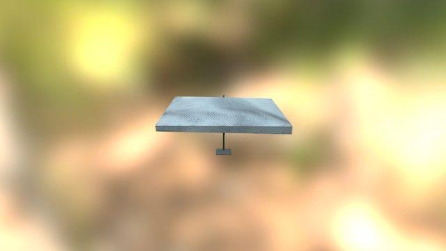 C_Prop_Sunshade002 3D Model