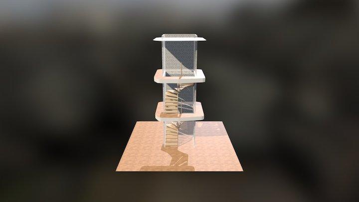 Festningslia 3D Model