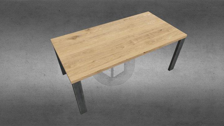 Stół Mauro 3D Model