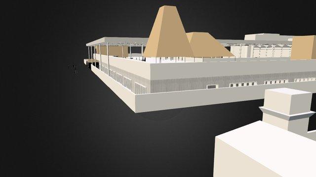 ABU DHABI-U2 3D Model