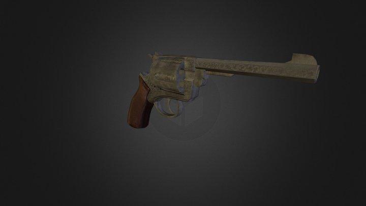 roger adams 3D Model