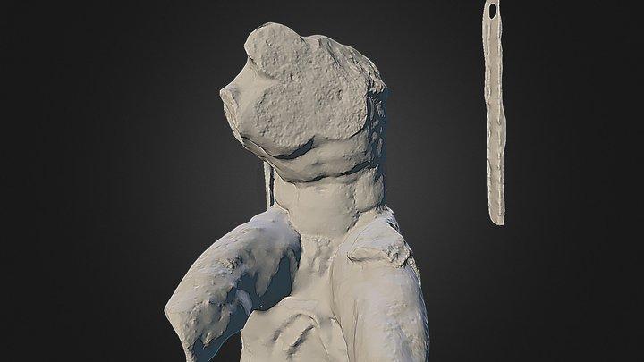 Belvedere Torso 3D Model
