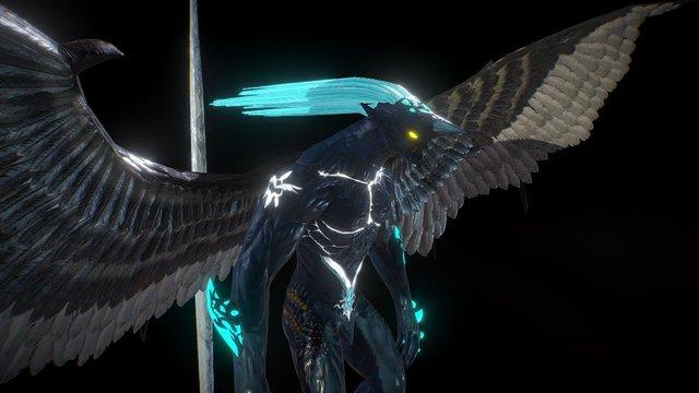 Arkangel 3D Model