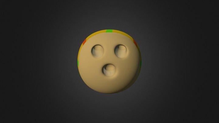 TheBowlingBall 3D Model