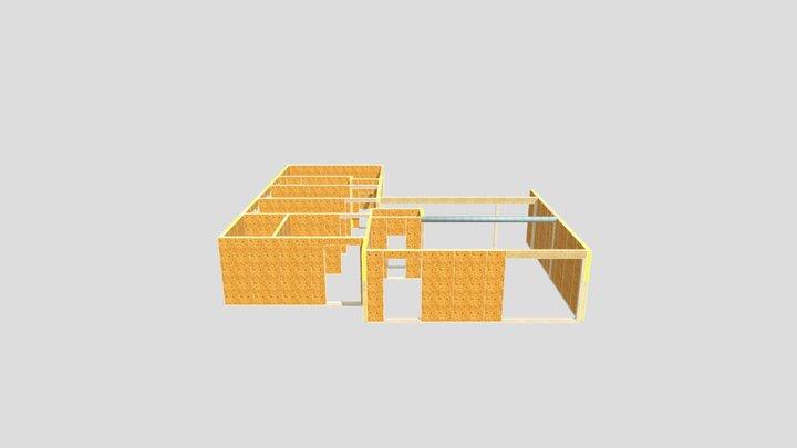 AM - zx87 - bez dachu - 2021.10.05 3D Model
