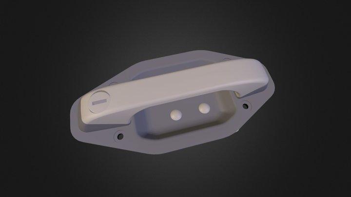 Pull Handle 3D Model