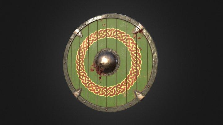 Shield [PBR] 3D Model