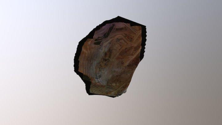 Khanong Copper Mine 3D Model