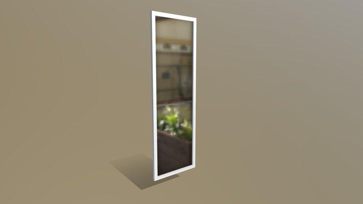 Espejo Cuerpo Entero -  Full Length Mirror 3D Model