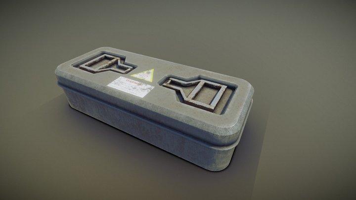 Abandoned Case 3D Model