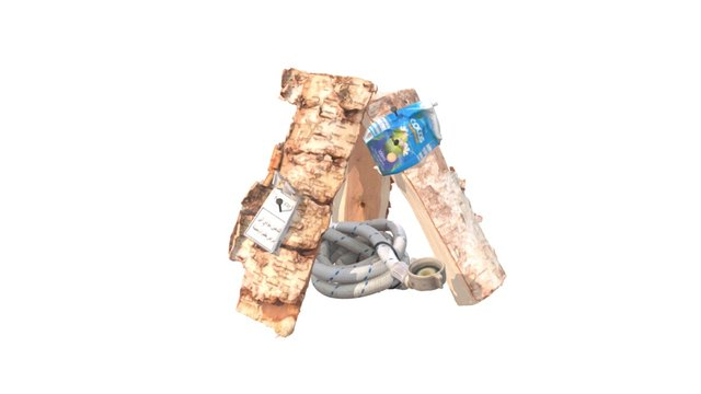 Material evidence #8 3D Model