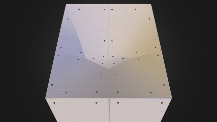Roy_3dChair 3D Model