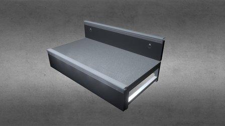 Step Unit 3D Model