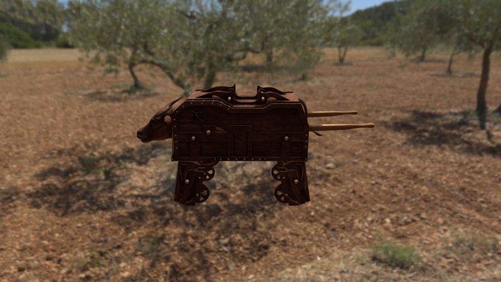 Miu 3D Model