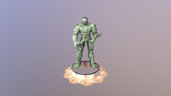 Swamp Thing 3D Model