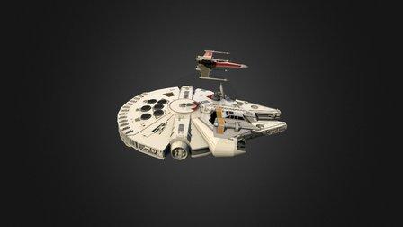 Rebellion Fighters 3D Model