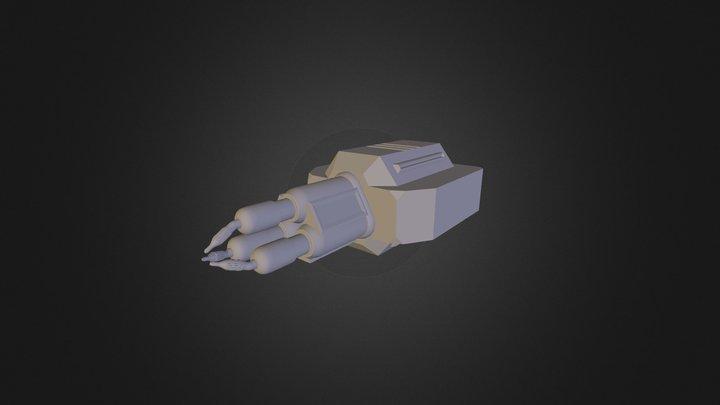 SpaceEngineersShipWelder 3D Model