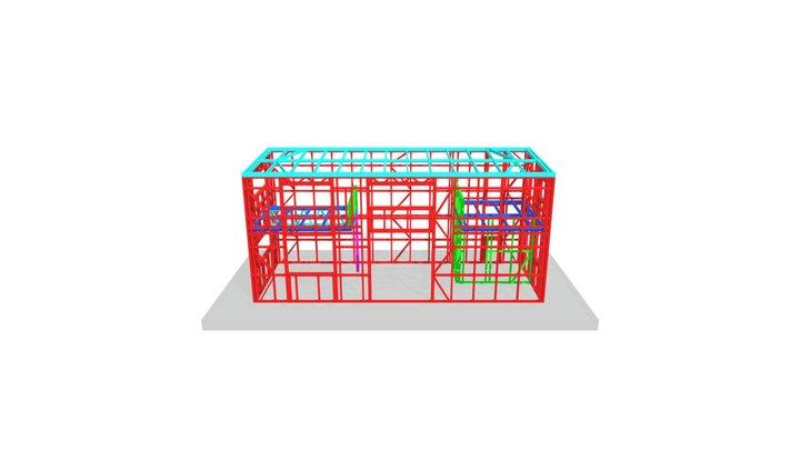 Frame Kit #51 3D Model