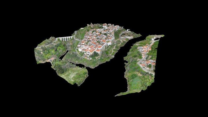 Mértola 3D Model
