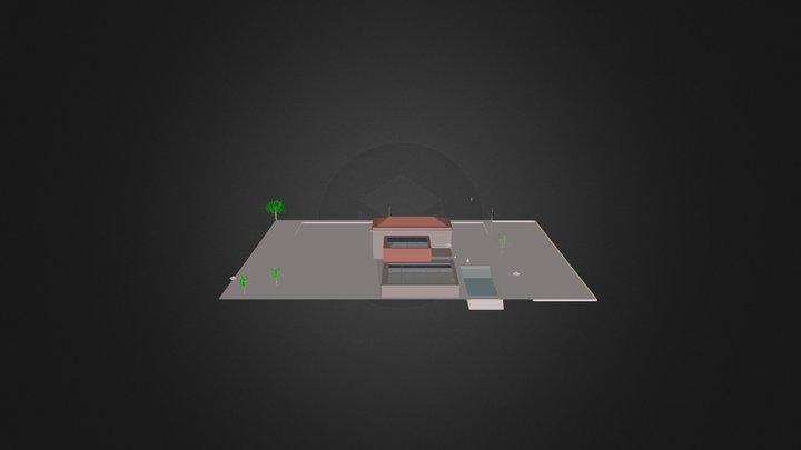 Haus1 3D Model