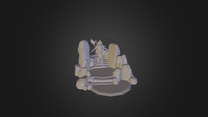 247 final - Tyler Dohm 3D Model