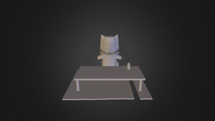 Tiramy 3D Model