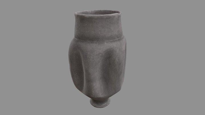 Indented Beaker from Cattlemarket (A20195) 3D Model