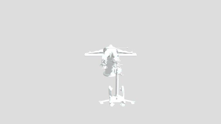 IOT_POP_ScaleTest_2 3D Model