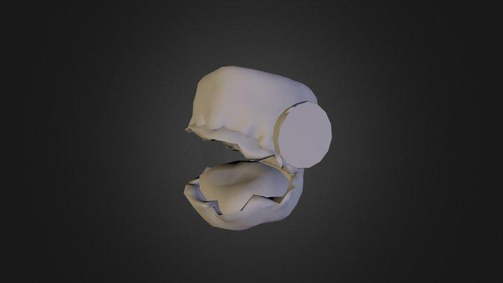 B O X Frang Holloween 2014 Color2 3D Model