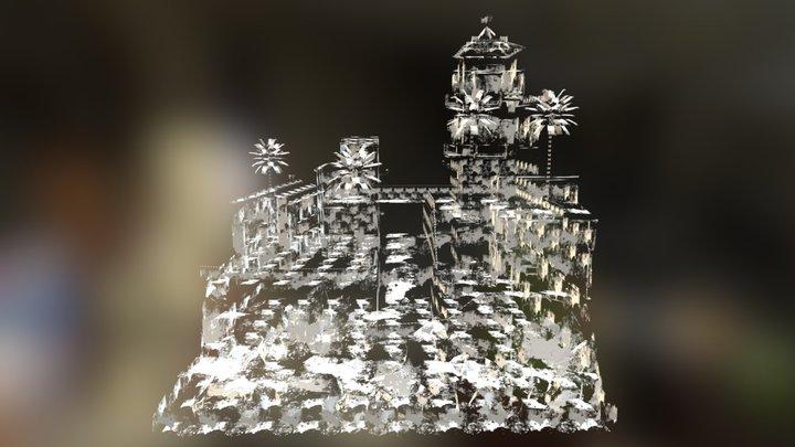 Cityscene test 3D Model
