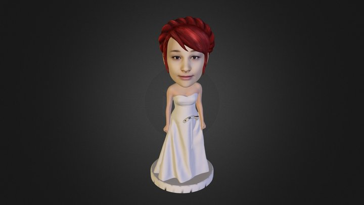 MagicKiosk Sample Model 6 3D Model