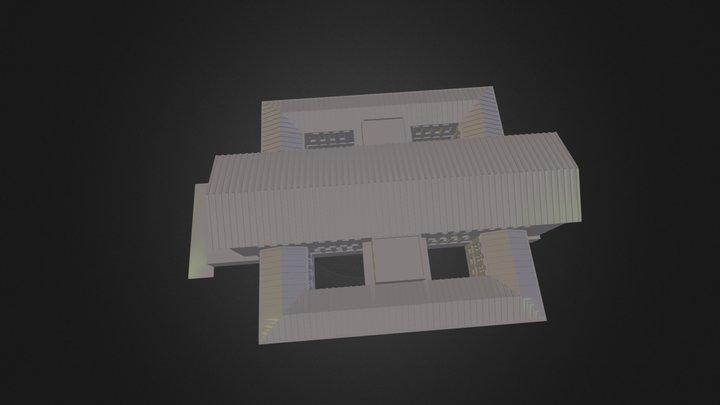 D C Supreme Court 3D Model