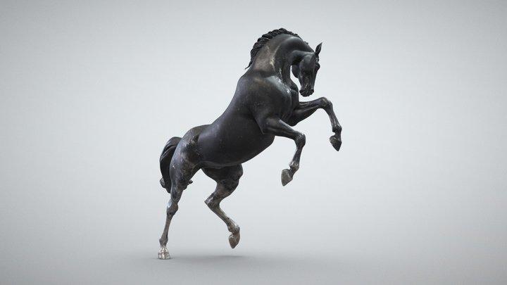 Horse | 3D Sculpting 3D Model