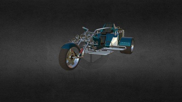 MARK-3 3D Model