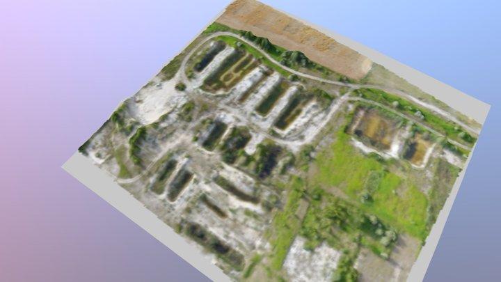 Homokbánya 1 3D Model