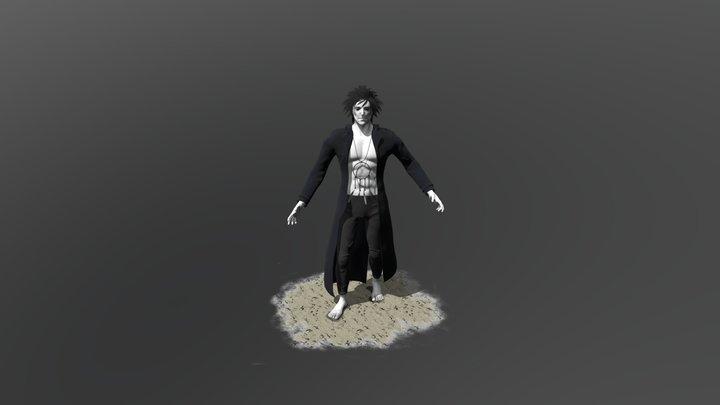 Sandman 3D 3D Model