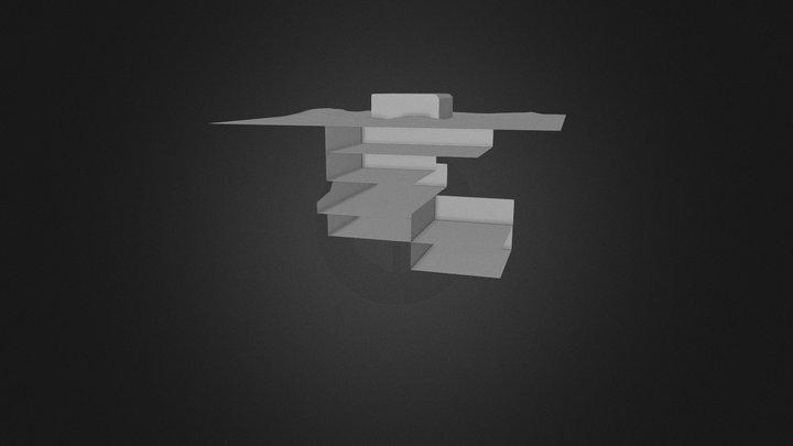 Bunker Test 3D Model