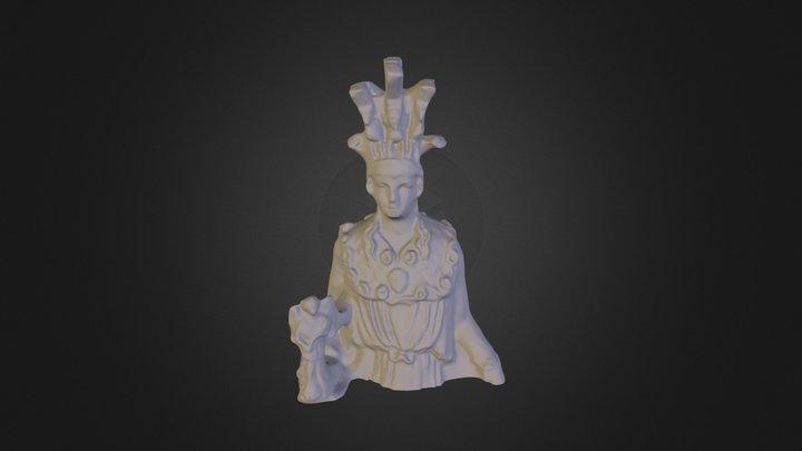 Athens Close Up 3D Model