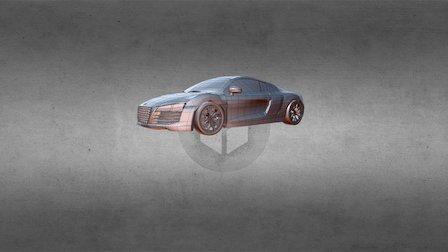 R8 W 3D Model