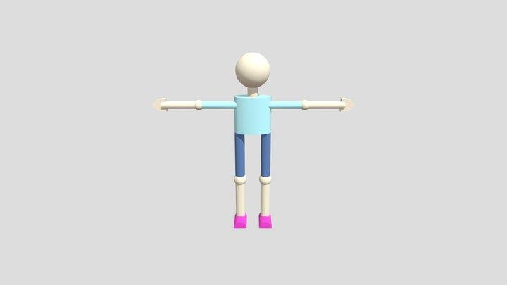 tinker 3D Model