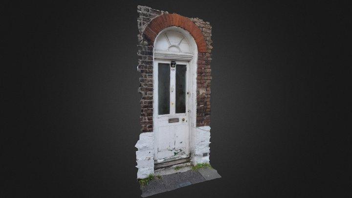 Door, Brighton 3D Model