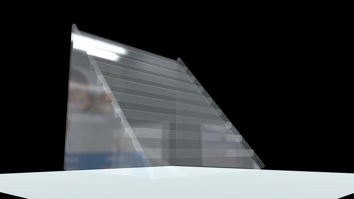 Dysplay 3D Model