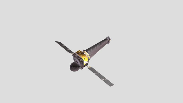 Chandra 3D Model